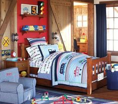 Pottery Barn Ryder Train