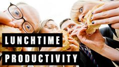 Has Lunch Ruined Your Productivity?