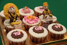 Traditional Indonesian Cupcakes from Lembayung cake with love