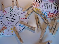 clothespin number and letter match-up game