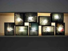 30 Lightbox Design Ideas Light Box Lightbox Art Design