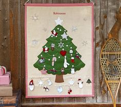63 Best Christmas Tree Advent Images In 2019 Advent Christmas Christmas Crafts