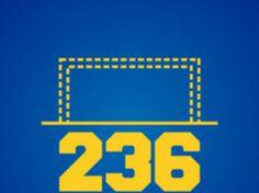 """Símbolos para adivinar ídolos históricos de Boca - """"Titán"""". Optimista del gol. El máximo artillero en la historia con 236 goles. Y un arco de regalo para su despedida"""
