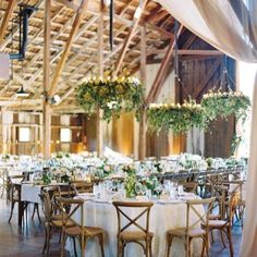 Carmel barn wedding