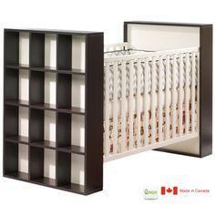 I love the shelves. :)