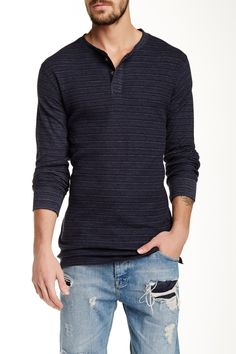 Jack O'Neill   Cape May Thermal Henley   Nordstrom Rack