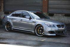 BMW M5 tuning.. ooooh baby!