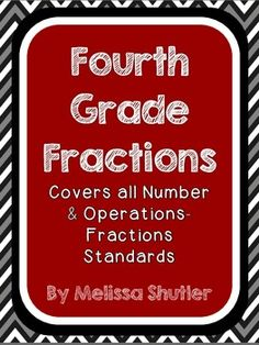 This+teacher+and+student-friendly+activity+book+covers+all+Fraction+standards+in+the+CCSS.++Each+lesson+is+set+up+so+that+you+can+easily+introduce+each+concept+with+examples,+guided+activities,+and+short+independent+practice+activities.++I+simply+go+over+the+pages+using+my+projector+and+document+camera.