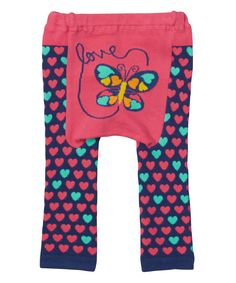 Butterfly - from our Floral Cotton Collection http://www.doodlepants.com/butterfly-legging/