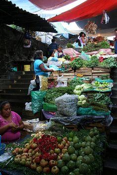 market, Cuernavaca, Morelos, Mexico