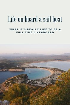What's it really like to live on a sailboat full time? If you've ever wanted to run away and sail the seven seas, make sure you know what you're in for. We sum up life on board in one day. Sailboat Living, Living On A Boat, Liveaboard Sailboat, Boat Safety, Diy Boat, Ultimate Travel, The Real World, Running Away, Seas