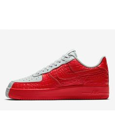 official photos 5bb62 d0d69 Discount Cheap Nike Air Force 1 Low Split Grey Red Air Force 1 Sale, Nike