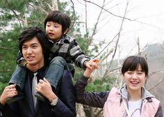 boys over flowers Lee Min Ho as Goo Joon Pyo, Koo Hye Sun as Geum Jan Di look at how adorable!!!!!!