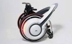 Empresa japonesa desenvolve cadeira de rodas elétrica