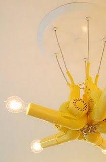 Pretty. Useful. Stuff.: Lighting Up: Top Ten Favorite Funky Chandeliers