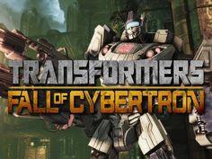 Transformers: Fall of Cybertron DLC Debut Trailer [HD]