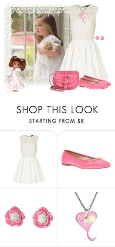 """Cutest Little Baby Face"" by sherbear1974 ❤ liked on Polyvore featuring Once Upon a Time, TFNC, Anniel and RED Valentino"