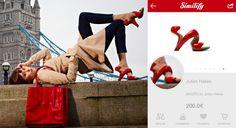 #ZOOM by Similify ♡ Mojito Shoe Story MOJITO es el nombre de este sorprendente diseño obra del galardonado arquitecto londinense Julian Hakes. Diseño, tecnología a tus pies.  #sandals #heels #design #similify #smartvisualshopper #visualshopping #visualsearch #fashionsearch #fashiontech #fashion #trends #streetstyle