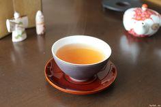 Erster Aufguss - Tee-Tea