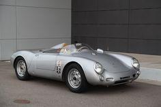 1955 Porsche 550 - Spyder   Classic Driver Market