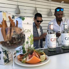 Triple Three Gin is served by the pool in Bantry Bay, Cape Town President Hotel, Craft Gin, Cape Town, Presidents, Cocktails, Blog, Cocktail, Smoothies
