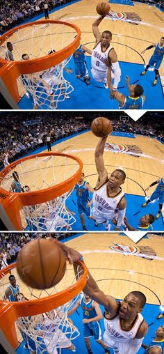 Second Look: Thunder vs. Hornets | THE OFFICIAL SITE OF THE OKLAHOMA CITY THUNDER