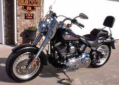 2007 Harley Davidson Fat Boy FLSTF