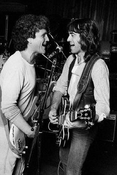 Pete Sears and David Freiberg 1979 - PETE SEARS Jefferson Starship, David