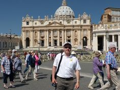 Outside the Vatican, Rome
