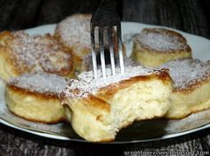 Racuchy drożdżowe French Toast, Good Food, Lunch, Dinner, Cooking, Breakfast, Recipes, Diet, Chef Recipes