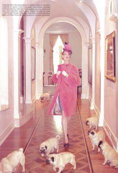 Vogue Italia June 2008