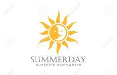 45458941-Sun-Logo-design-vector-template-Day-Night-Sun-Moon-Logotype-concept-icon--Stock-Vector.jpg (1300×840)