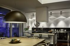 Contemporary apartment located in San Vittore Olona, Italy, designed by Silvio Maglione. Decor, Kitchen Interior, House Design, Luxury Kitchen, Contemporary Kitchen, Apartment, Home Decor, Milan Apartment, Kitchen Refurbishment