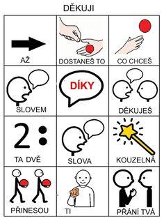 Pro Šíšu: Básničky i pro autíky Pictogram, Baby Time, Crafts For Kids, Playing Cards, Language, Education, Logos, Zip, Cards