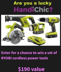 check out this awesome competition from HandiChic