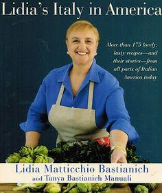 Love Lidia's show!