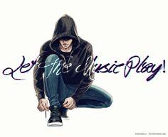 Let the music play #Kai