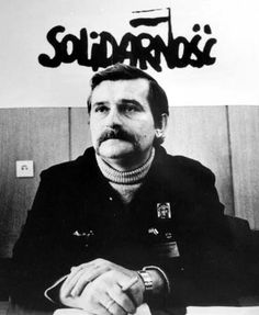 Lech- Polish social activist, union organizer and hero.