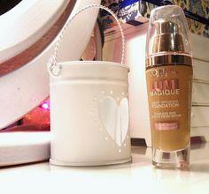 Malinqa radzi jakie kosmetyki warto kupić : LOREAL LUMI MAGIQUE light infusing foundation D/W6...