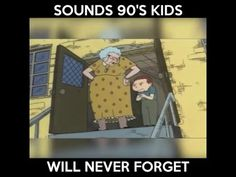 SOUNDS 90'S KIDS WILL NEVER FORGET - YouTube