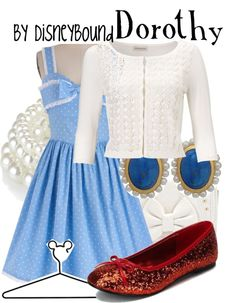 """""""Dorothy"""" by lalakay ❤ liked on Polyvore"""