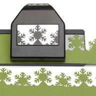 EK Tools® | Snowflake Large Edger Punch