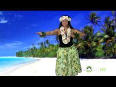 Hula Dance Step - Kaholo