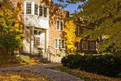 Autumn at Historical Garden Park Ward #Utah