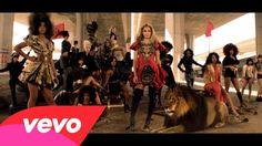 Beyonce Who Run The World (Girls) Music Video Beyonce Run The World, Girls Run The World, Music Is Life, My Music, Beyonce Youtube, Beyonce Songs, Girl Gifs, My Favorite Music, Dance Music