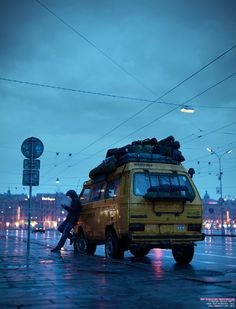 ArtStation - Her Eventual Hesitation, Marek Denko