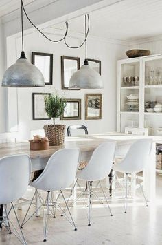 Inspiration for a Swedish Style interior