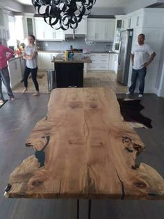 Live Edge Dining Table, Live Edge Boardroom Table, Live Edge Conference  Table, Reclaimed Wood Table, Live Edge Furniture