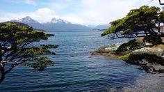 Ushuaia en Tierra del Fuego, Antártida e Islas del Atlántico Sur