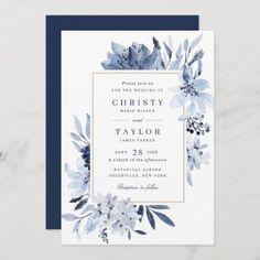 Lace Wedding Invitations, Watercolor Wedding Invitations, Wedding Invitation Templates, Wedding Envelopes, Invitation Design, Wedding Stationery, Event Invitations, Invitation Wording, Floral Invitation